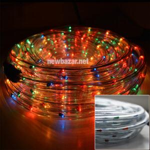 Дюралайт лампочка 7m mix. Купить гирлянды оптом, новогодние гирлянды