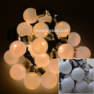 Гирлянда шар лампа оптом new bazar