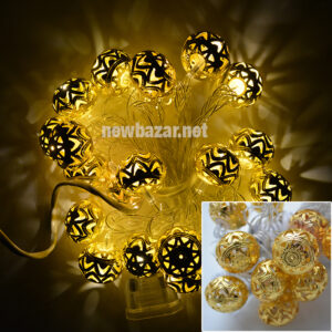 Гирлянда gold 2-39 25. Купить гирлянды оптом, новогодние гирлянды