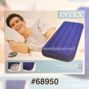 68950 NB НАДУВНОЙ МАТРАС INTEX CLASSIC DOWNY BED