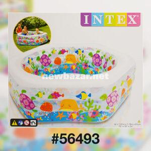 INTEX 56493 ДЕТСКИЙ НАДУВНОЙ БАССЕЙН OCEAN REEF