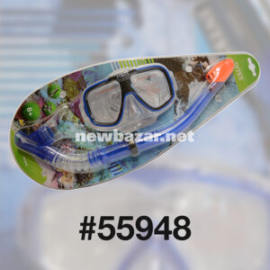INTEX 55948 НАБОР МАСКА ТРУБКА