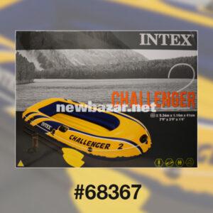 Intex 68367 НАДУВНАЯ ЛОДКА CHALLENGER 2 SET