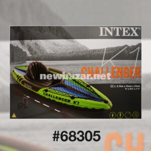 Intex 68305 БАЙДАРКА CHALLENGER K1