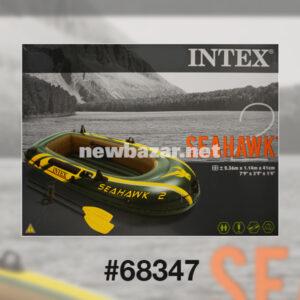 Intex 68347 НАДУВНАЯ ЛОДКА SEAHAWK 2 SET