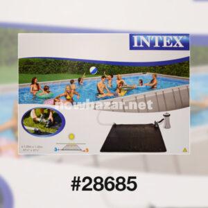 Intex 28685 КОВРИК ДЛЯ НАГРЕВА ВОДЫ ОТ СОЛНЕЧНОЙ ЭНЕРГИИ