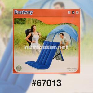 BestWay 67013 Надувное кресло-матрас для кемпинга Camping Chair