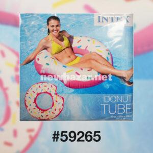 Intex 59265 Надувной круг для плавания ПОНЧИК