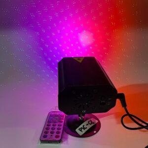 Pic 08 проектор лазерный full пульт