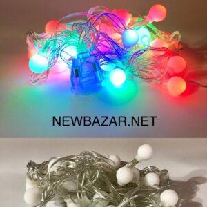 28 ламп насадка шарик