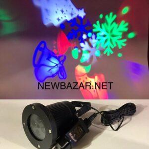 Лазер 3D проекция