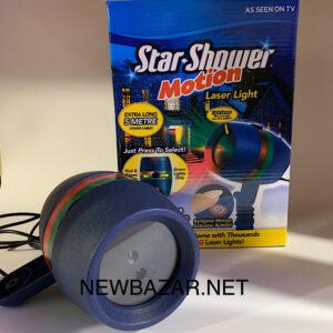 Лазер улица STAR SWOWER 2 с кнопкой