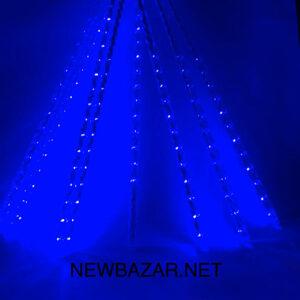 Сосульки синие 2.5 метра
