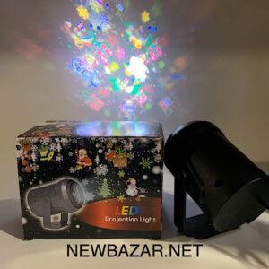Проектор Новый год 107